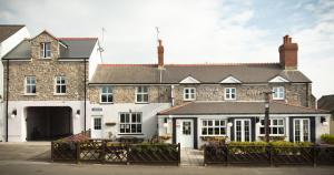 The Coach House Hotel in Pembroke, Pembrokeshire, Wales