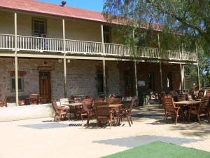 The Priory Hotel, Hotel  Dongara - big - 35