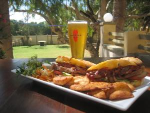 The Priory Hotel, Hotely  Dongara - big - 62