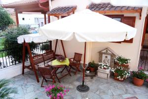 Vasiliki Apartments, Appartamenti  Platamonas - big - 17