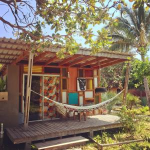 Mozambeat Motel, Hostely  Praia do Tofo - big - 47