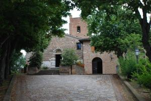 Country House Ca' Brunello, Holiday homes  Urbino - big - 43