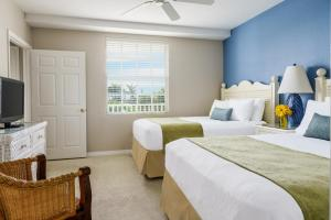 Deluxe Two-Bedroom Suite with Island View