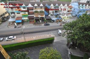 Beach Front Apartment-Baan Sansuk, Apartmanok  Huahin - big - 18