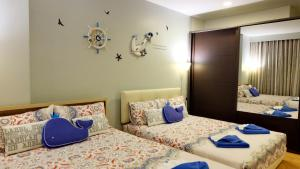 Beach Front Apartment-Baan Sansuk, Apartmanok  Huahin - big - 21