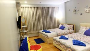 Beach Front Apartment-Baan Sansuk, Apartmanok  Huahin - big - 22