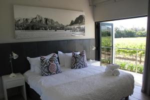Luxury Vineyard Room