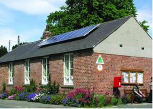 YHA Lockton in Pickering, North Yorkshire, England