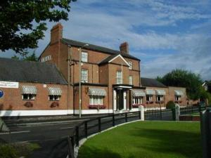 The Dodington Lodge Hotel in Whitchurch, Shropshire, England
