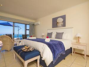 Suite Deluxe con vistas al mar