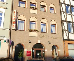 Willa Litarion Old Town: pension in Gdańsk / Danzig - Pensionhotel - Guesthouses