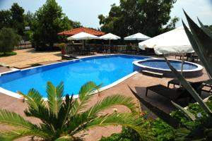 Zeus Hotel, Hotels  Platamonas - big - 46