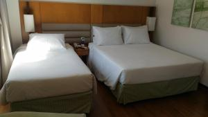 Standard Double Room with 1 Double Bed and 1 Single Bed (3 Adults)