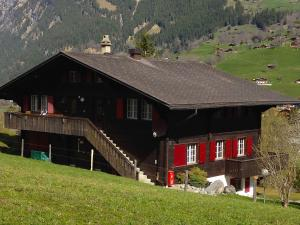 Apartment Chalet Judith, Appartamenti  Grindelwald - big - 1