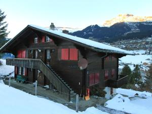 Apartment Chalet Judith, Appartamenti  Grindelwald - big - 4