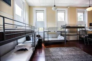 Bed in 10-Bed Female Dormitory Room