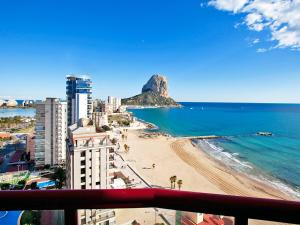 Ferienwohnung Two-Bedroom Apartment Amatista 01, Calpe