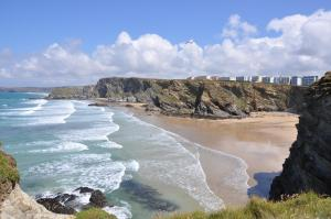 Kenton Hotel in Newquay, Cornwall, England