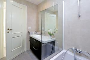 St. Peter Station Apartment Barzellotti, Апартаменты  Рим - big - 10