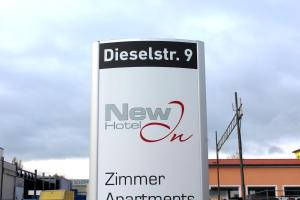 Hotel New In, Hotely  Ingolstadt - big - 27