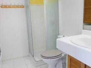Apartment Cabi.1, Apartmanok  Urrugne - big - 12