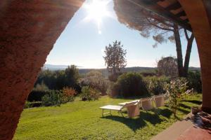 Agriturismo Anna De Croy, Farm stays  Magliano in Toscana - big - 18