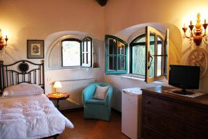 Agriturismo Anna De Croy, Farm stays  Magliano in Toscana - big - 4