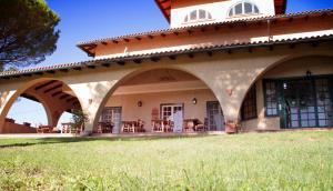 Agriturismo Anna De Croy, Farm stays  Magliano in Toscana - big - 12