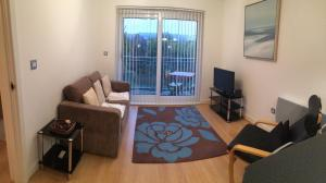 Riverside Apartment in Copper Quarter, Ferienwohnungen  Swansea - big - 9