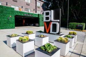 BLVD Hotel & Suites, Hotel  Los Angeles - big - 31