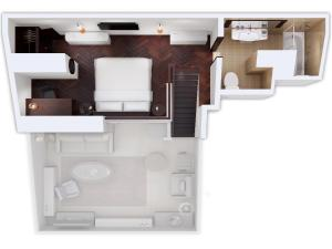 Suite Duplex Club Lit King-Size