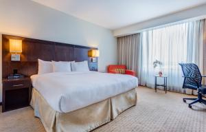 King Room with free airport shuttle