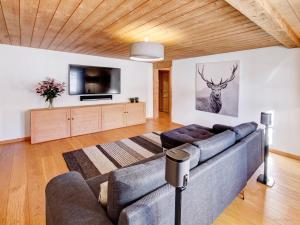Fleur des Neiges Grand Bornand, Chalets  Le Grand-Bornand - big - 22