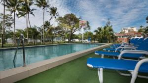 Coral Towers Holiday Suites, Apartmánové hotely  Cairns - big - 55