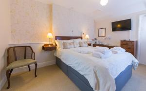 Grange Bank House, Bed & Breakfast  Shanklin - big - 4