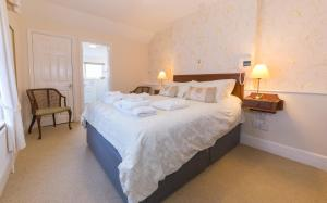 Grange Bank House, Bed & Breakfast  Shanklin - big - 5