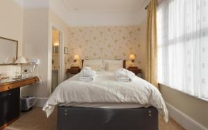 Grange Bank House, Bed & Breakfast  Shanklin - big - 9