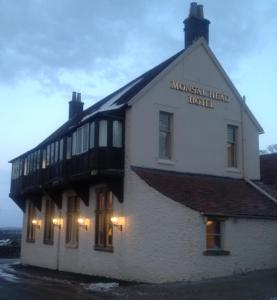 Monsal Head Hotel in Bakewell, Derbyshire, England