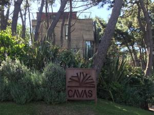 Cavas, Aparthotely  Mar de las Pampas - big - 52
