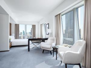 Juniorsuite med Empire State-utsikt