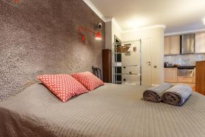 Daily Rooms Apartment at Balchug Island, Appartamenti  Mosca - big - 14