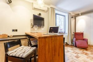 Daily Rooms Apartment at Balchug Island, Appartamenti  Mosca - big - 20