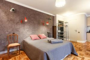 Daily Rooms Apartment at Balchug Island, Appartamenti  Mosca - big - 46