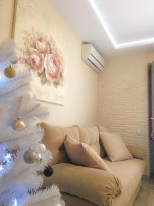 Studio Luxe on Victory Street in the city center, Apartmány  Vinnycja - big - 10
