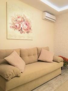 Studio Luxe on Victory Street in the city center, Apartmány  Vinnycja - big - 14