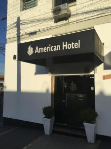 American Hotel, Hotels  Santa Cruz do Sul - big - 35
