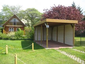 Holiday home Zinnowitz - Seebad 1