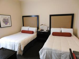 Double Two Beds Non-Smoking Room