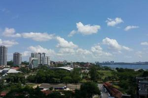 Amazing Seaview near JB City Centre, Apartmány  Johor Bahru - big - 18