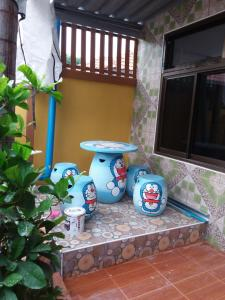 Orasa Homestay, Homestays  Sattahip - big - 9